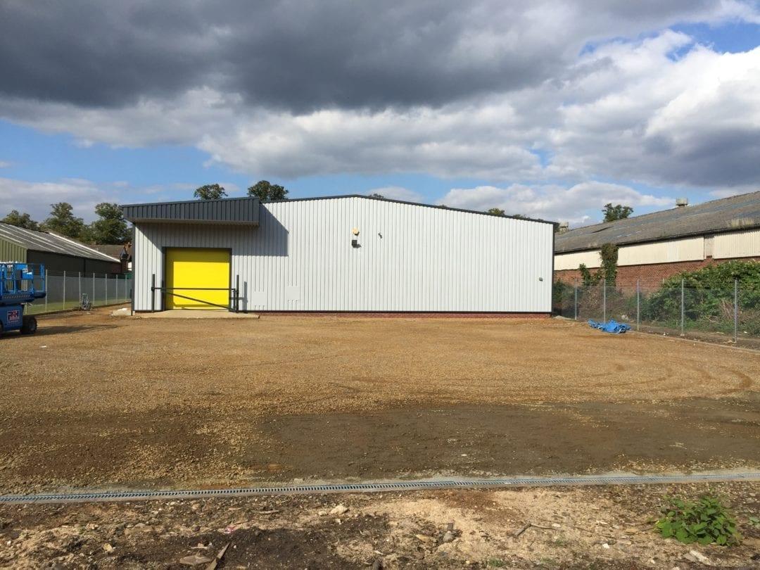 Warehouse Painting | Norfolk