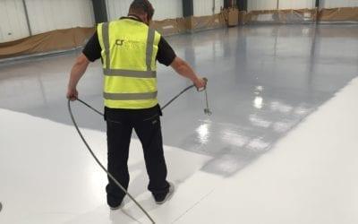 Benefits Of Industrial Floor Coatings