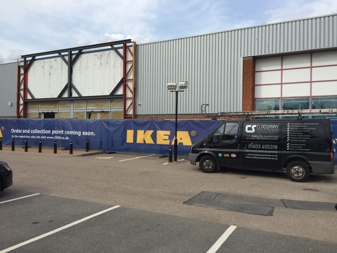 Retail Store Refurbishment | Ikea