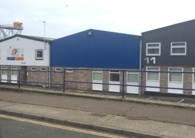 Industrial Unit, Great Yarmouth