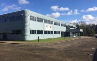 Factory Cladding Respray | Hingham