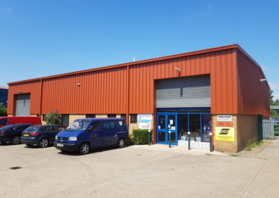 Industrial Unit, Waterbeach