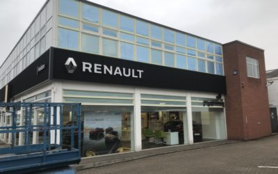 Rob Wood – Holden Renault