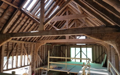 Timber Frame Fire Protection   Suffolk