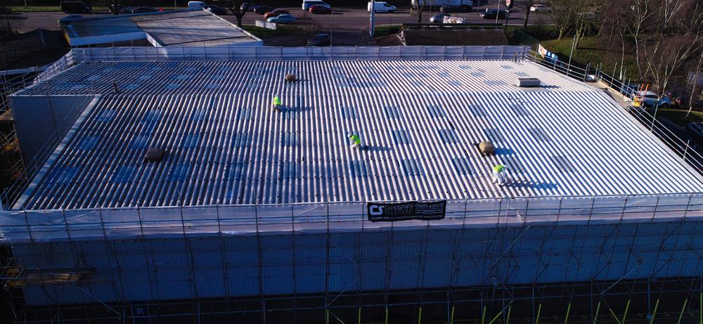 asbestos roof coatings