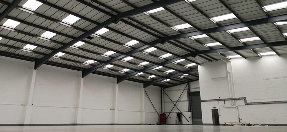 industrial rooflight works