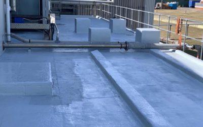 Industrial Flat Roof Repair | Birds Eye