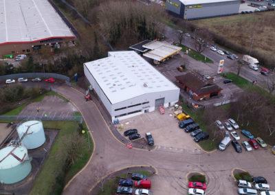 Asbestos Roof Repair & Refurbishment | Norwich