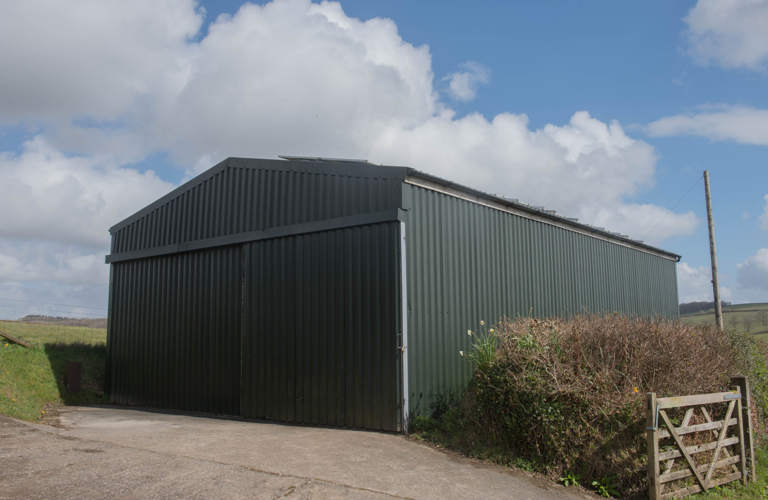 agricultural building repairs